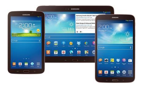 Tablety Samsung GALAXY Tab 3 dostępne w Polsce