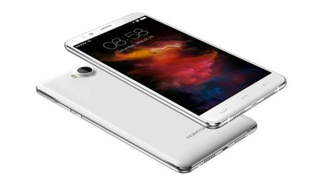 HOMTOM HT10 - Ciekawy Smartfon z Chin