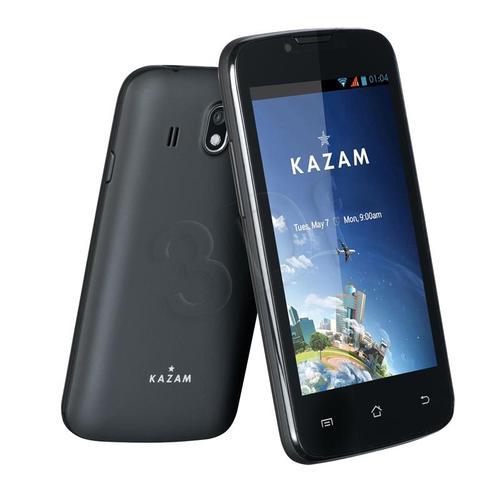 KAZAM TROOPER2 4.0 BLACK DUAL SIM
