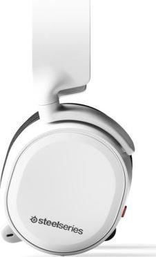 SteelSeries Arctis 3 2019 białe (61506)