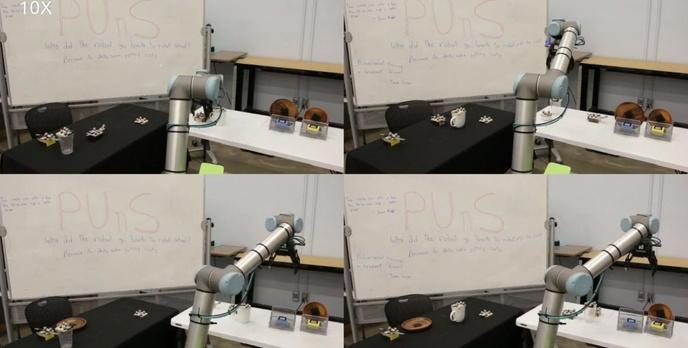Nakrywanie do stołu a robot - Kolejne osiągnięcie naukowców z MIT