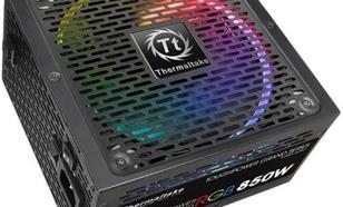 Thermaltake Toughpower Riing 850W Modular (80+ Platinum 230V EU)
