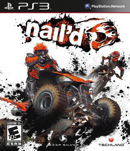 Techland Nail'd PS3