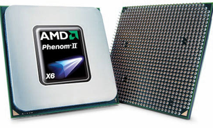 AMD Phenom II X6 1100T Black Edition