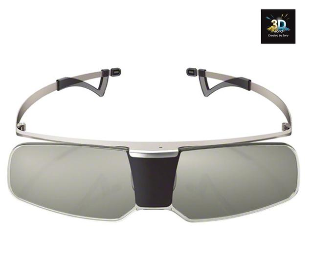 Sony TDG-BR750 - solidnie wykonane okulary 3D