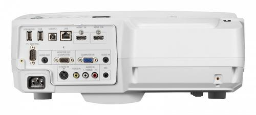 NEC PJ UM280Xi LCD, XGA 2800AL + int. multipen module ultra short throw