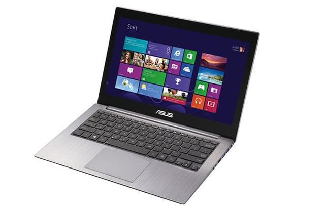 ASUS U38N - wydajny notebook z dotykowym ekranem
