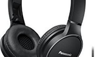 Panasonic RP-HF300ME-K Czarne