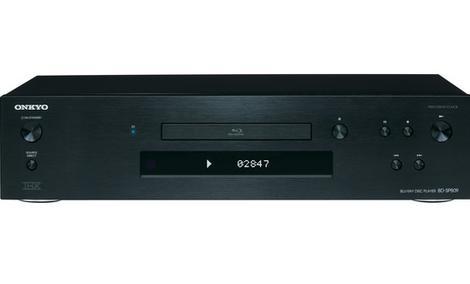 Onkyo BD-SP809 - Popularny Odtwarzacz Blu-Ray