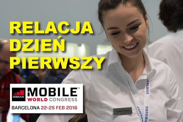 Premiery na Targach MWC 2016 - Zobacz Najgorętsze Produkty!
