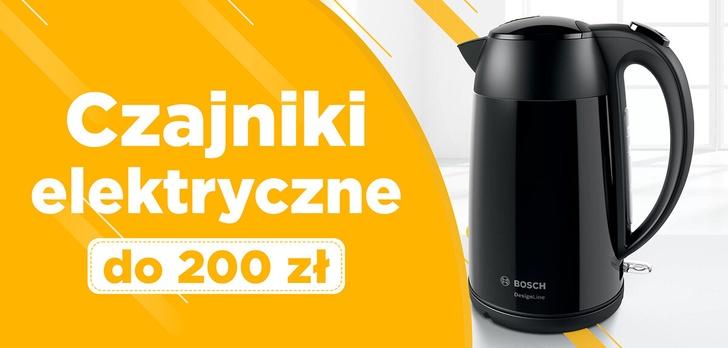 Czajnik elektryczny do 200 zł   TOP 5  