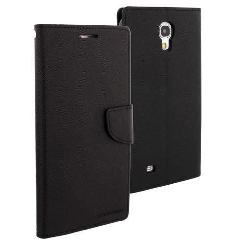 """WEL.COM Etui skórzane Fancy do Samsung Galaxy Tab 3 7""""czarno-czarne"""