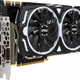 MSI GeForce GTX 1070 ARMOR OC 8GB GDDR5 (256 bit) 3x DP, HDMI, DVI-D, BOX (GTX 1070 ARMOR 8GB OC)