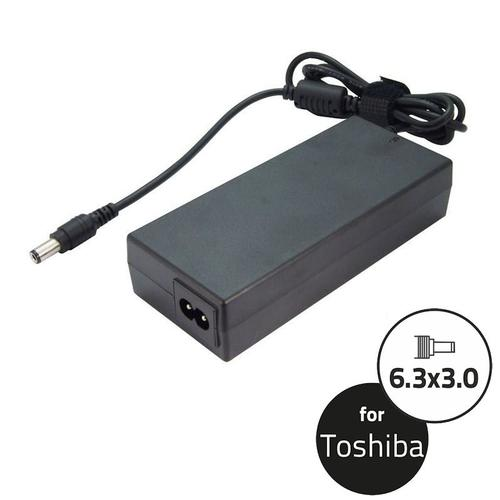 Qoltec Zasilacz do Toshiba 90W   15V   6A   6.3*3.0