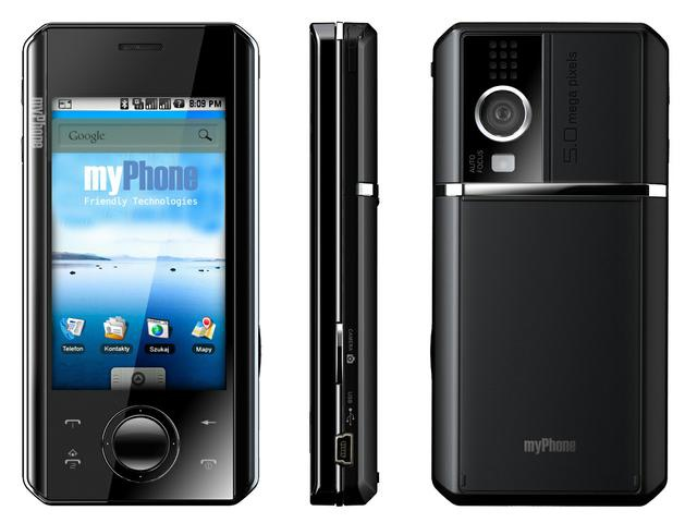 myPhone A320 NEXT