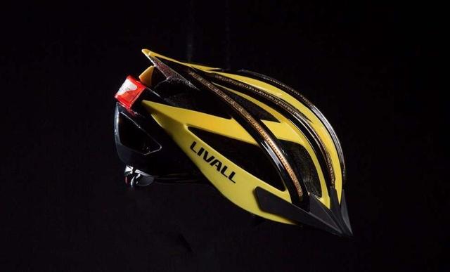LIVALL Bling Helmet - Inteligentny Kask Rowerowy