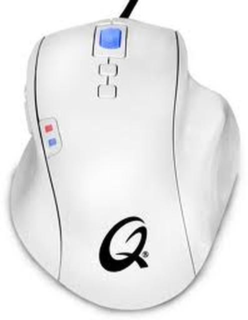 Qpad OM-75 - funkcjonalna gamingowa myszka