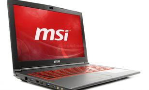 MSI GV62 7RC-086XPL - 500GB M.2 + 1TB HDD   16GB