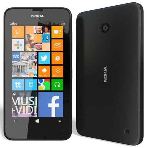 Nokia 630 DUAL SIM BLACK