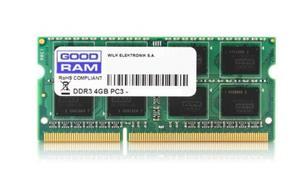 GOODRAM SODIMM DDR3 4GB /1600 256*8 Dual Rank