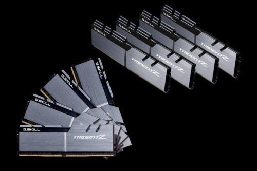 G.Skill Trident Z DDR4, 8x16GB, 3200MHz, CL16 (F4-3200C16Q2-128GTZSK)