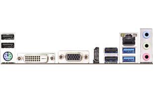 Asrock AM1B-MDH AMD AM1 2DDR3 GLAN/6CH/USB3 uATX