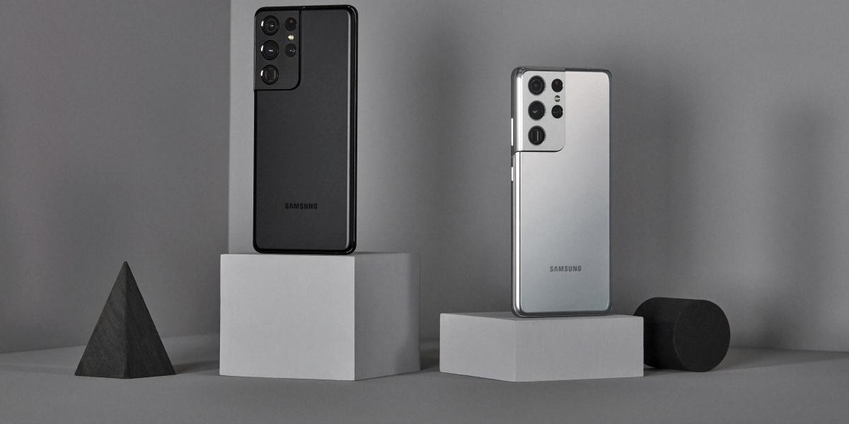 Galaxy S21 otrzymał cztery aparaty z tyłu
