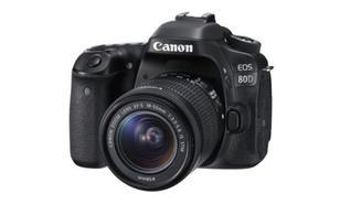 Canon EOS 80D - Lustrzanka Dla Profesjonalistów