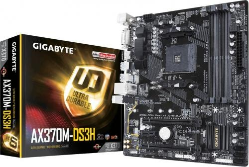 Gigabyte AX370M-DS3H (GA-AX370M-DS3H)