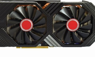 XFX Radeon RX 590 FATBOY 8GB GDDR5 3xDP HDMI DVI (RX-590P8DFD6)