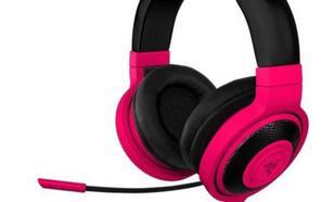 Razer Kraken Pro Neon Red Headset