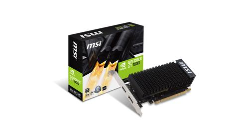 MSI GeForce GT 1030 2GH LP OC