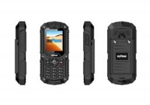 myPhone HAMMER czarny