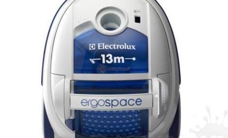 ELECTROLUX Ergo Space - funkcjonalny odkurzacz