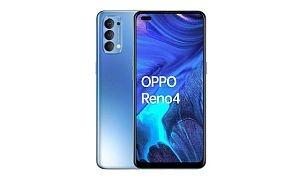 OPPO Reno4 (niebieski)