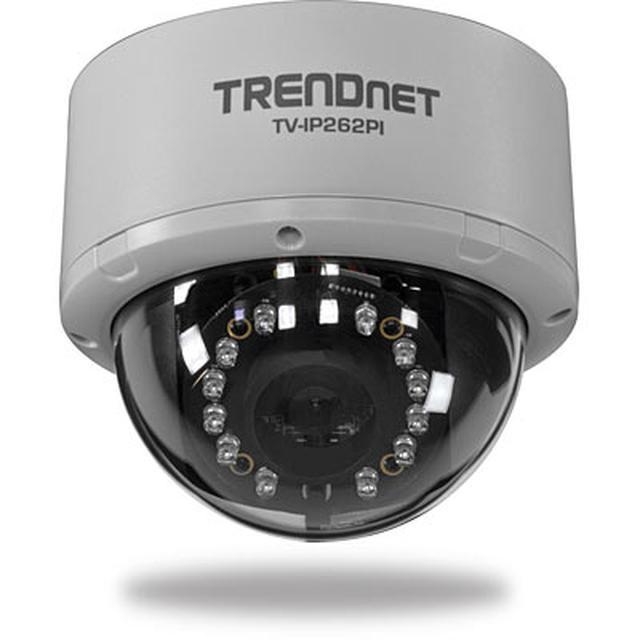 TRENDnet wprowadza nową megapikselową kamerę PoE