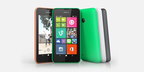 Nokia Lumia 530 DS GREY