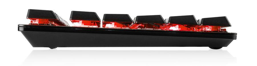 Modecom Volcano Blade - niskoprofilowa klawiatura mechaniczna