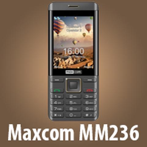 maxcom mm236 jako prezent na dzień ojca 2018