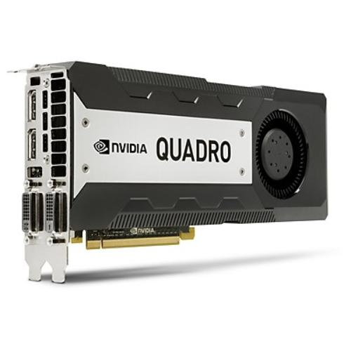 HP NVIDIA Quadro K6000 12GB Graphics C2J96AA