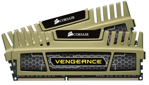 Corsair DDR3 Vengeance 16GB/1600 (2*8GB) CL9-9-9-24 Gold