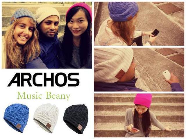 ARCHOS Music Beany - Pomysłowy Gadżet Dla Lubiących Muzykę