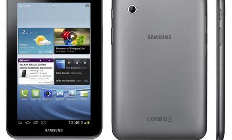 Samsung Galaxy Tab 2 7.0 - nowy tablet na rynku