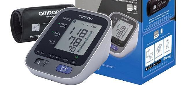 zaawansowany ciśnieniomierz Omron