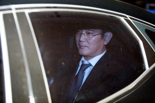 Lee Jae-Young, wiceprezes Samsunga aresztowany