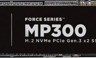 Corsair Force MP300 120GB PCIe x2 NVMe (CSSD-F120GBMP300)