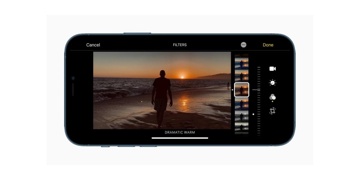 Profesjonalne tryby video w iPhone'ie mają zmienić jego oblicze