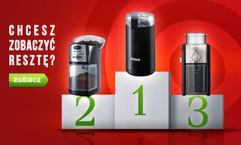 TOPowe Młynki do Kawy - Ranking Lipiec 2015