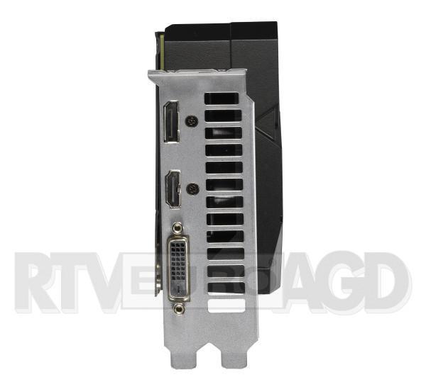 ASUS DUAL GTX1660 O6G EVO