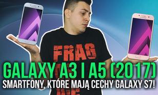 Galaxy A3 i A5 (2017) - Smartfony, Które Mają Cechy Galaxy S7!